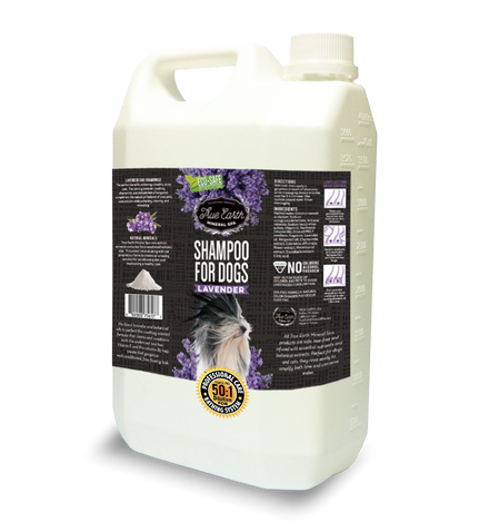 True Earth Mineral SPA shampoo Lavender 1 gallon / 3790ml