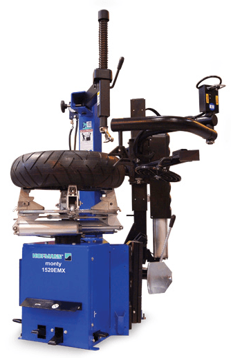 Motorcycle Tire Changers from Hofmann