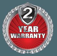 Aircat 2 Year Warranty