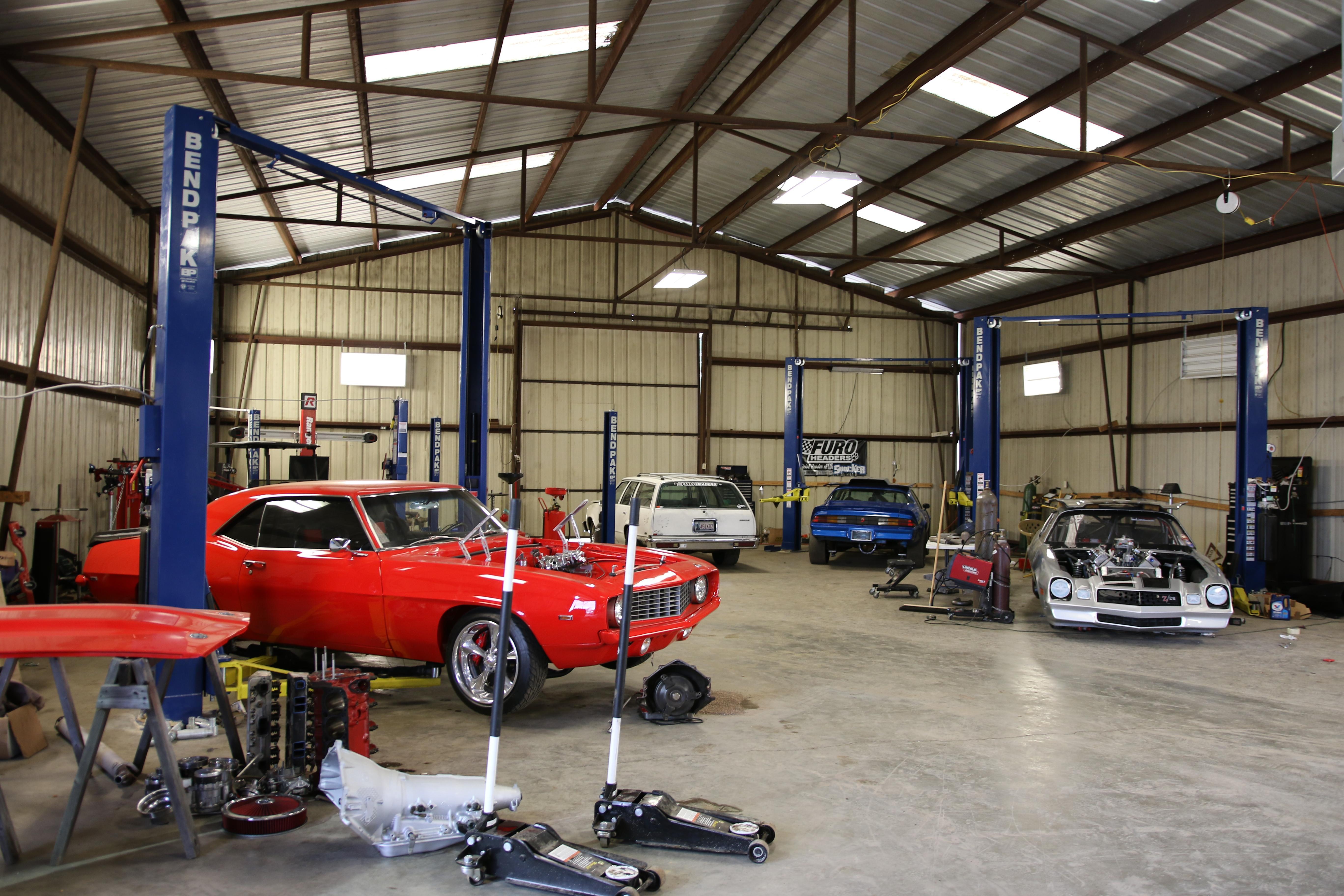 Bendpak XPR Car Lifts
