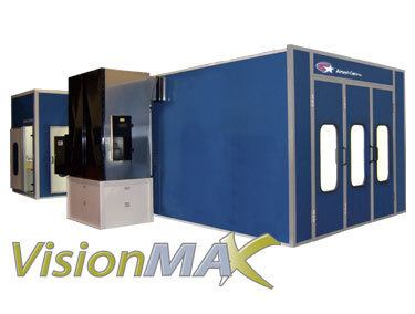 Ameri-cure VisionMax Automotive Spray Booth