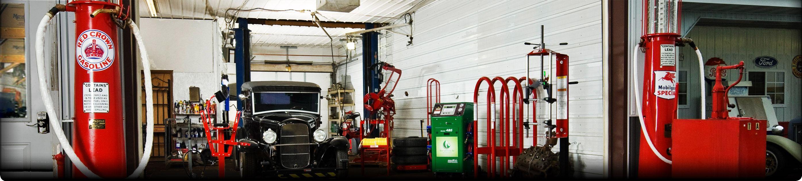 Branick Tools and Equipment