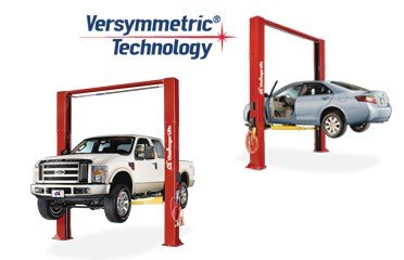 Challenger CL10V3 Versymmetric Two Post Lifts