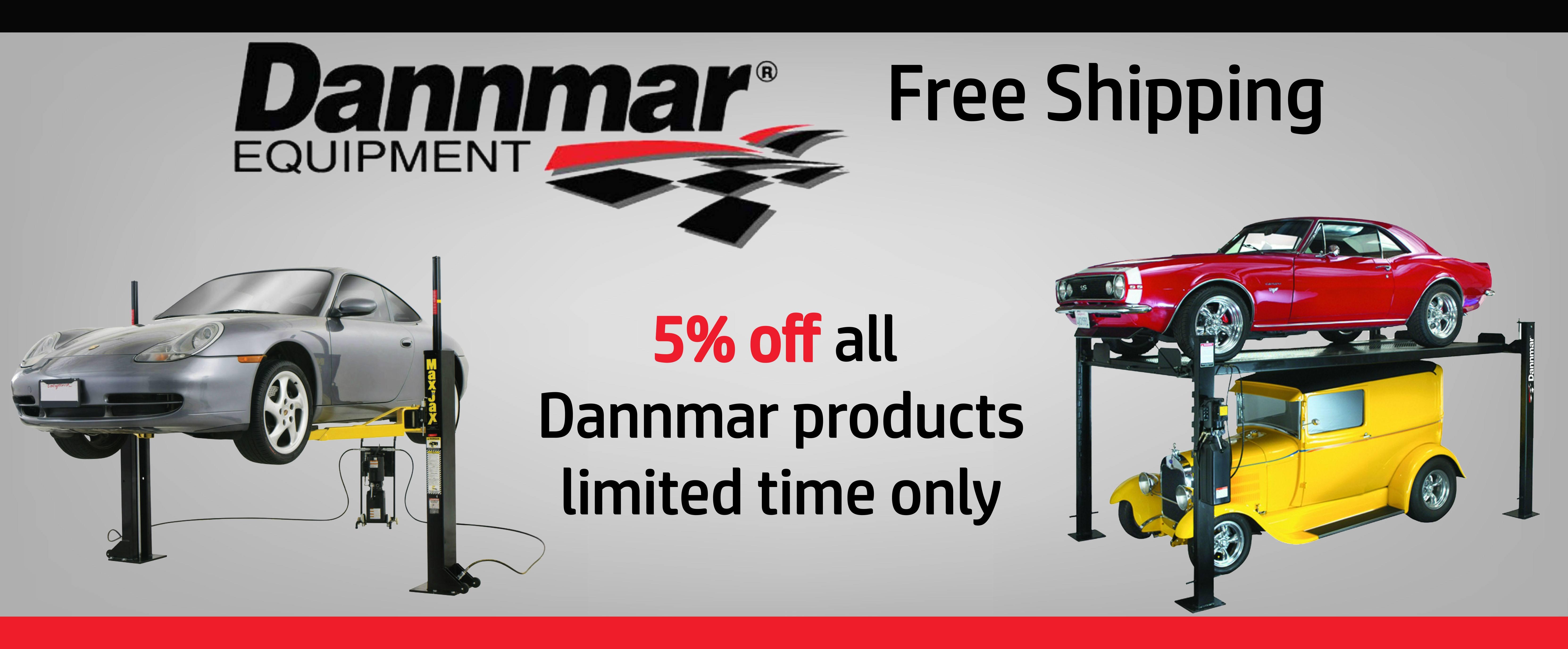 Dannmar Products Jmc Automotive Equipment