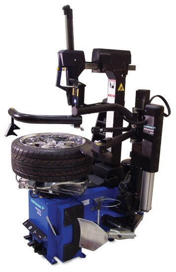 Hofmann Monty 3550Em Tilt Back Tire Changer