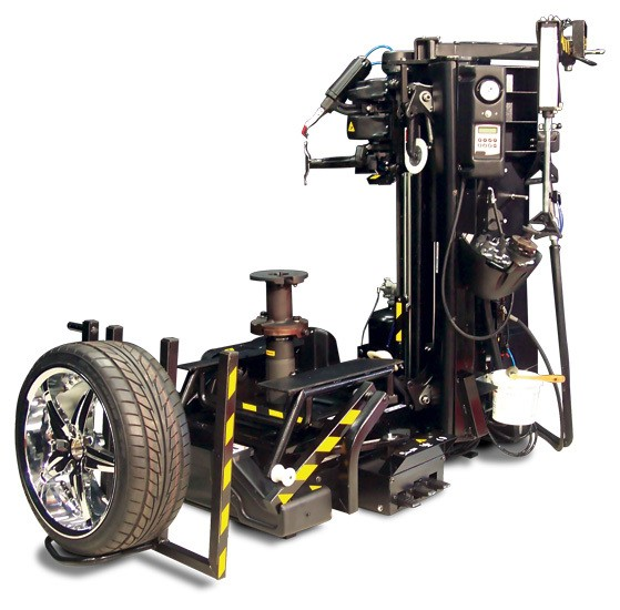 Hofmann Month FA1000 Touchless Tire Changer