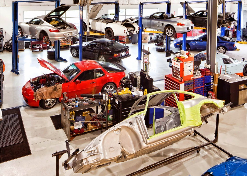 HOW MUCH MONEY DOES IT TAKE TO OPEN A MECHANIC SHOP?
