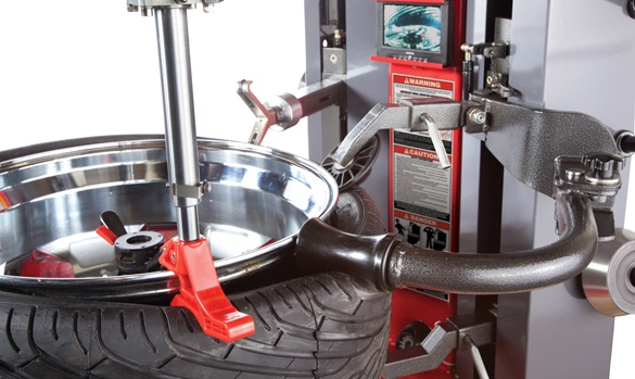 How to choose the correct tire changer