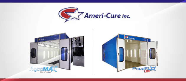 Ameri Cure Paint Booths Spray Booths Paint Mixing Rooms