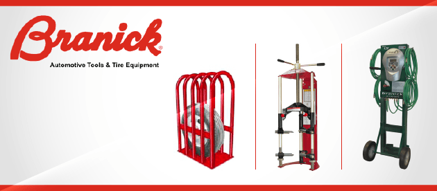 Branick Products Page