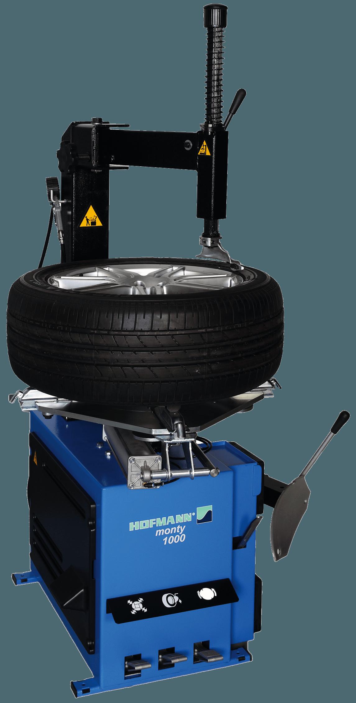 JMC Automotive Equipment Hofmann Buyer's Guide