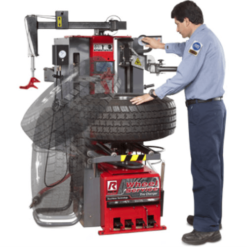 Ranger RX3040 Touchless Tire Changer