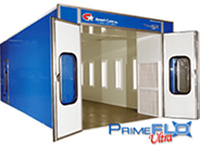 View our spray booth equipment!