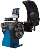 View our wheel balancers!