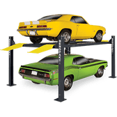 Bendpak HD-9Stx 9,000-Lb. Capacity Narrow Width 4 Post Car Lift