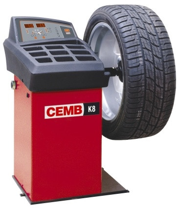 CEMB K8 Digital Wheel Balancer