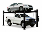 Challenger Lifts CL4P9W 9,000 Lbs Four Post Wide Home Car Lift