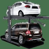 Bendpak Pl-7000Xr 7,000-Lb. Capacity, 2 Post Parking Lift
