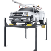 "Bendpak Hd-14Tl 14,000 Capacity Tall Car Lift/ 82"" Rise 4 Post Car Lift"