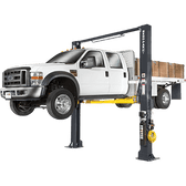 Bendpak XPR-12CL-192 12,000 Lbs. Extra Tall Clearfloor 2 Post Car Lift