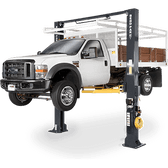 Bendpak Xpr-15Cl-192 15,000 Lbs. Extra Tall Clearfloor 2 Post Car Lift
