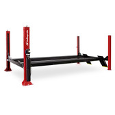 Challenger Lifts 4015XFX Closed Front 15,000 Lbs Extended Length Four Post Car Lift
