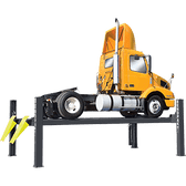 Bendpak Hds-27 27,000-Lb. Capacity Standard Length 4 Post Car Lift