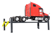 Bendpak Hds-27X 27,000-Lb. Capacity Extended Length 4 Post Car Lift