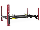 Challenger AR4015EAX Closed Front 4 Post Alignment Rack Package