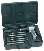 Ingersoll Rand 121-K6 Air Hammer Kit w/ 6 Chisel Set (121-K6)