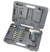 Ingersoll Rand 122MAXK Short Barrel 3,500 BPM Vibration Reduced Air Hammer w/ Chisel Set