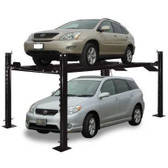 Tuxedo FP7K 7,000 lb Four Post Service Storage Lift (Caster and Jack Trays Included)
