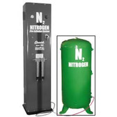 Branick P240 240 Gallon Tank w/ Marketing Package (P240)  Specifications: Color: Green Tank: Vertical, 240 Gallons