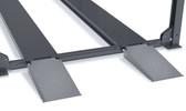Tuxedo Fp8K-Steelramps Extra Steel Approach Ramps