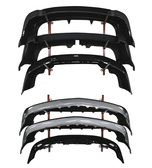 Innovative MBW Wall Mounted Bumper Cover Storage Rack
