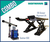 Hofmann 650COMBO1 Geoliner 650 + 12k Scissor Alignment Equipment Package
