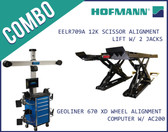 Hofmann 670Combos Alignment Equipment Package
