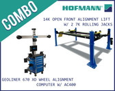 Hofmann 670Combo4 Alignment Equipment Package