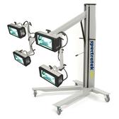 Amh Spectratek 1600 Quadruple Head UV Curing Lamp