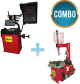 Tuxedo Wb-953 Wheel Balancer With Tc-950 Tire Changer Combo