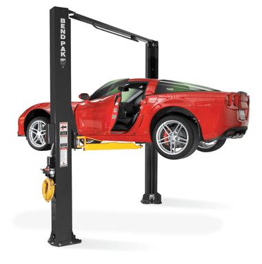 Bendpak Xpr-10As-168-LP Extra Tall, Dual Width 10,000 2 Post Car Lift Lp