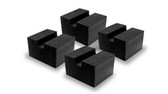"""Challenger Lifts 63100 4-1/8"""" Spotter Block Auxiliary Adapter For Srm10 Short-Rise Lift"""