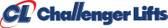 Challenger Lifts EV1220LS Heavy-Duty Electric/Hydraulic Inground Lift Ev1220Ls