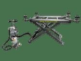 Titan lifts 6,600 lb Mid Rise Scissor Lift