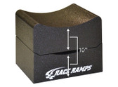 "Race Ramps RR-WC-10-2 Adjustable Height 10"" Wheel Cribs"