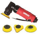 AirCat 6320 Mini Spot Sander / Polisher with 3 Pads