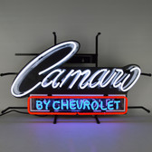 Neonetics 5CAMCH Camaro By Chevrolet Neon Sign