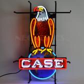 Neonetics 5CASEE Case Eagle International Harvester Neon Sign