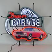 Neonetics 5DGCHV Dream Garage Chevy Chevelle Ss Neon Sign