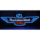 Neonetics 5THUNDER Ford Thunderbird Neon Sign